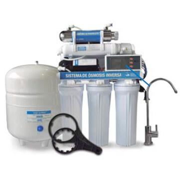 Osmosis inversa Aquex 6 etapas 100 GPD