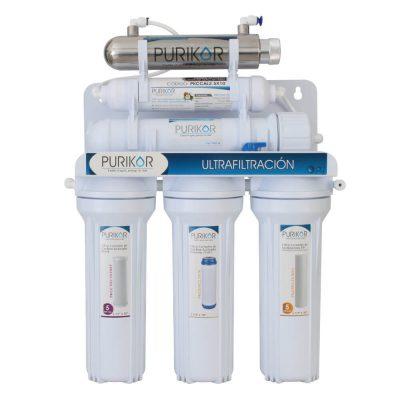 Sistema ultrafiltración Purikor 6 etapas