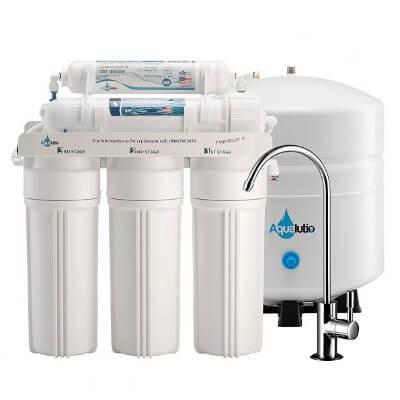 Cómo elegir un purificador de agua