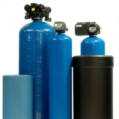 Suavizadores de agua