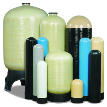 Tanques para filtros de agua