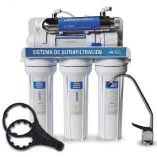 Ultrafiltración Aquex 6 etapas